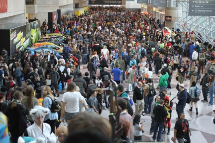 I've been to a few Anime Expo's, but never to a Comic Con or the mother of them all San Diego Comic Con. Everybody has an inner geek and it's ok to express it. Inner geekdom was full throttle at Comic Con this past weekend.